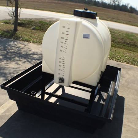 Rotomolded 185 Gallon Containment Basin