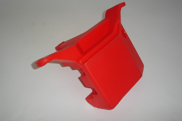 Rotomolded Plastic Component
