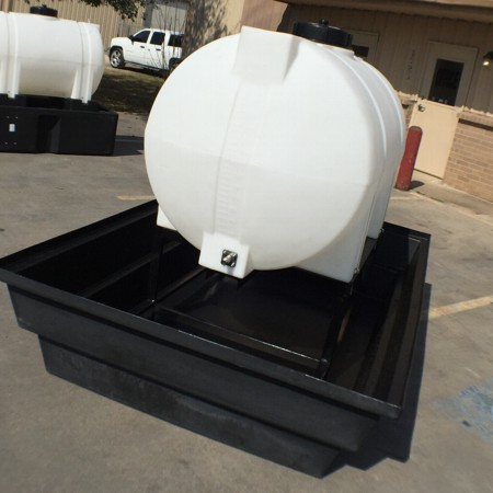 385 Gallon Rotomolded Containment Basin