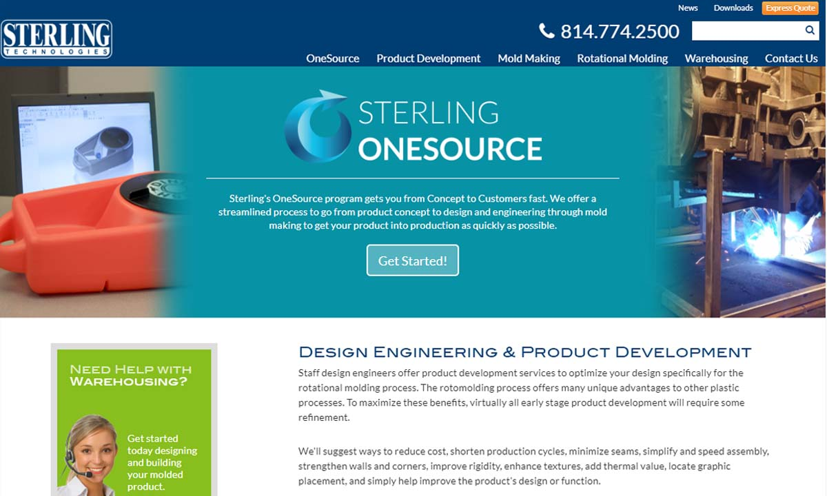 Sterling Technologies, Inc.