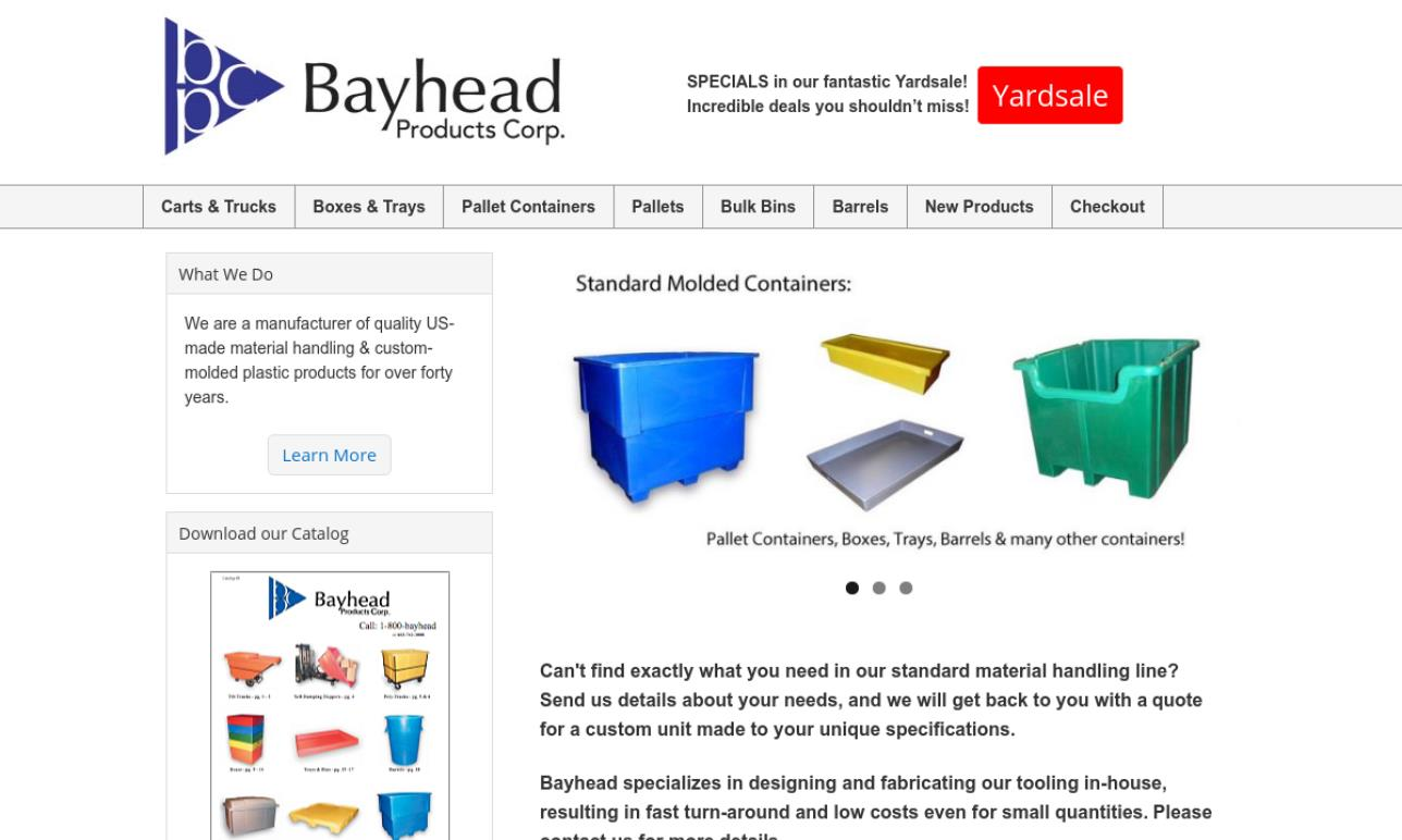 Bayhead Products Corp.