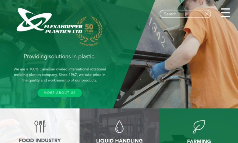 Flexahopper Plastics Ltd.