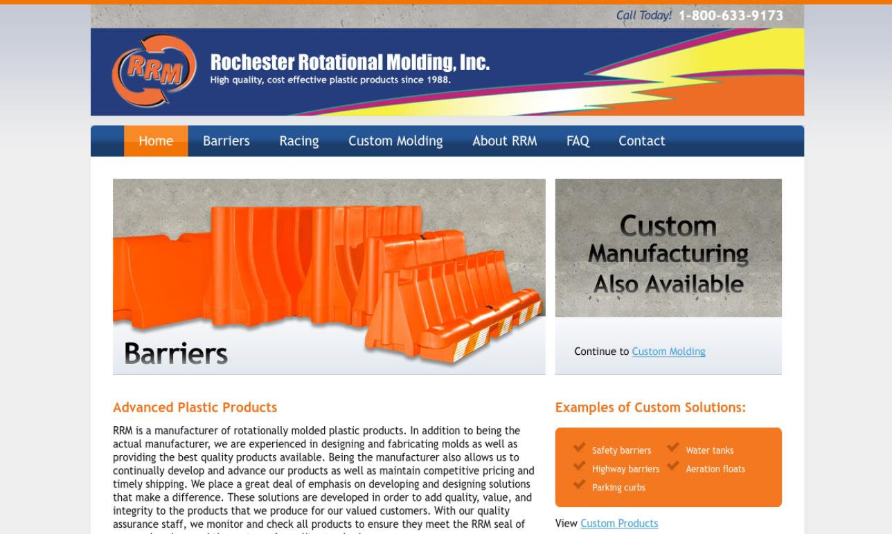 Rochester Rotational Molding, Inc.