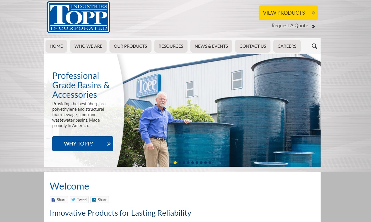 Topp Industries, Inc.